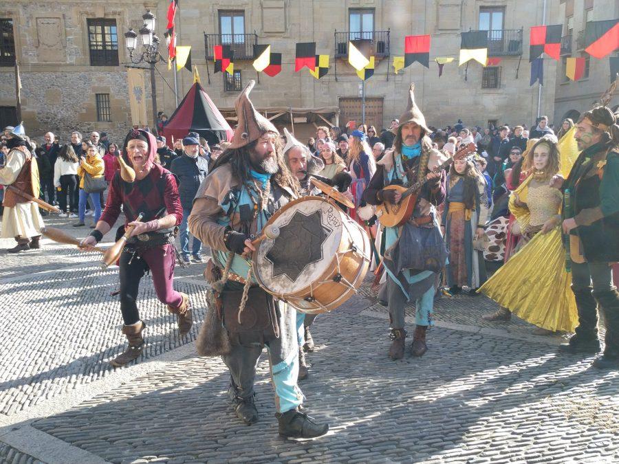 Santo Domingo de la Calzada viaja en el tiempo 11