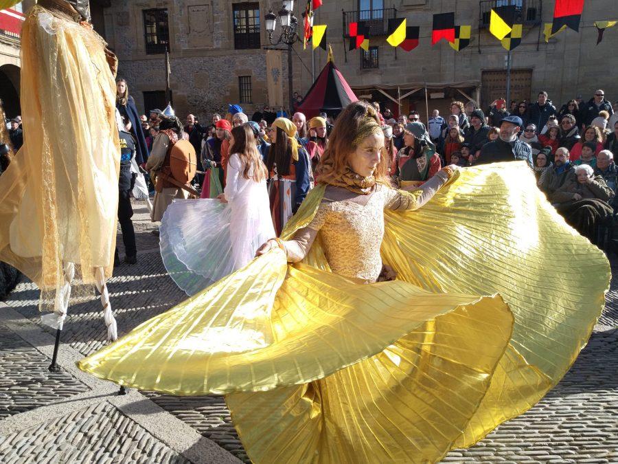 Santo Domingo de la Calzada viaja en el tiempo 9
