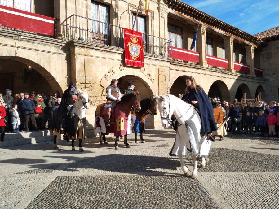 Santo Domingo de la Calzada viaja en el tiempo 7