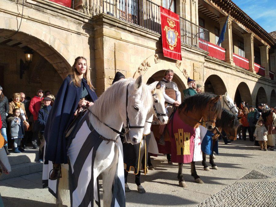 Santo Domingo de la Calzada viaja en el tiempo 6