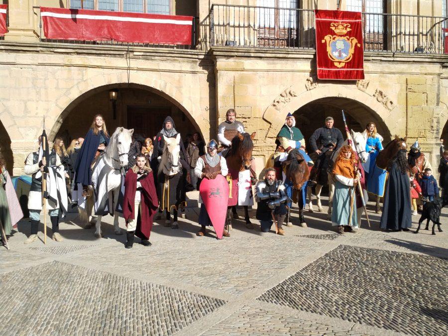 Santo Domingo de la Calzada viaja en el tiempo 5