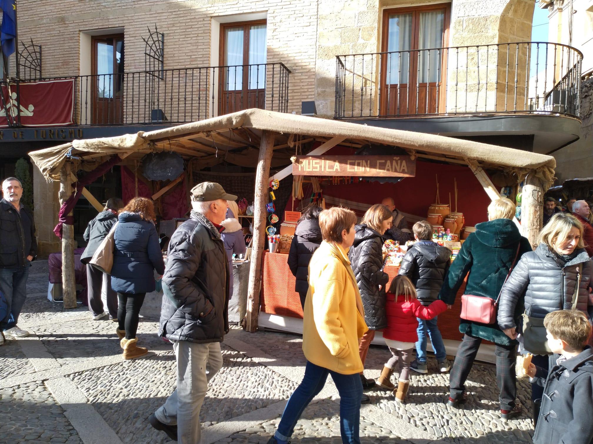 Santo Domingo de la Calzada viaja en el tiempo 1