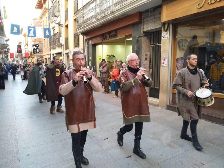Santo Domingo de la Calzada viaja en el tiempo 19