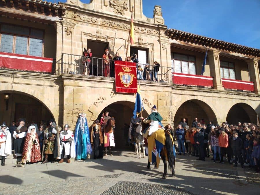 Santo Domingo de la Calzada viaja en el tiempo 16