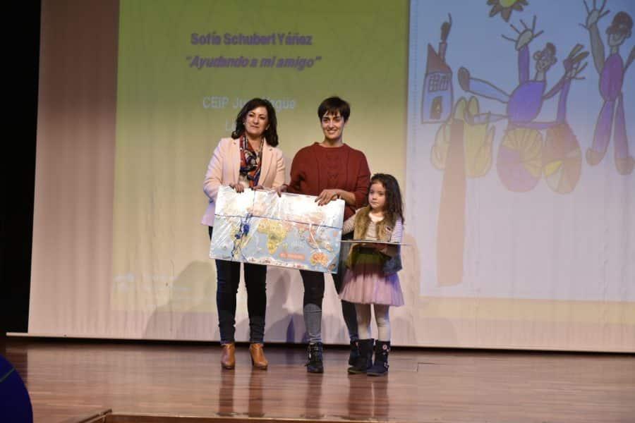Alumnos de Haro, Nájera y Santo Domingo, entre los ganadores de los premios 'Integra en la Escuela' 1