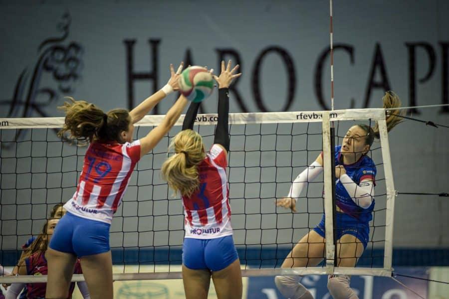 El OSACC Haro cae ante el Madrid Chamberí, pero consigue billete para la Copa 12
