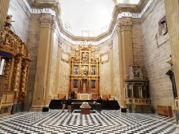 Fomento recepciona las obras de restauración de la Iglesia del Convento de Santo Domingo y de la torre de la Catedral 4