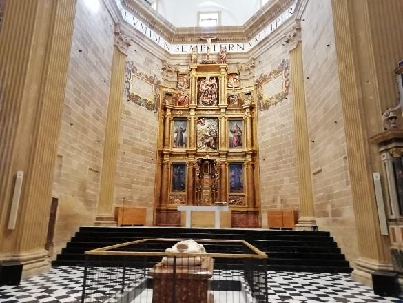 Fomento recepciona las obras de restauración de la Iglesia del Convento de Santo Domingo y de la torre de la Catedral 3