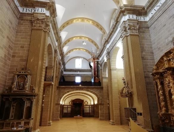 Fomento recepciona las obras de restauración de la Iglesia del Convento de Santo Domingo y de la torre de la Catedral 2