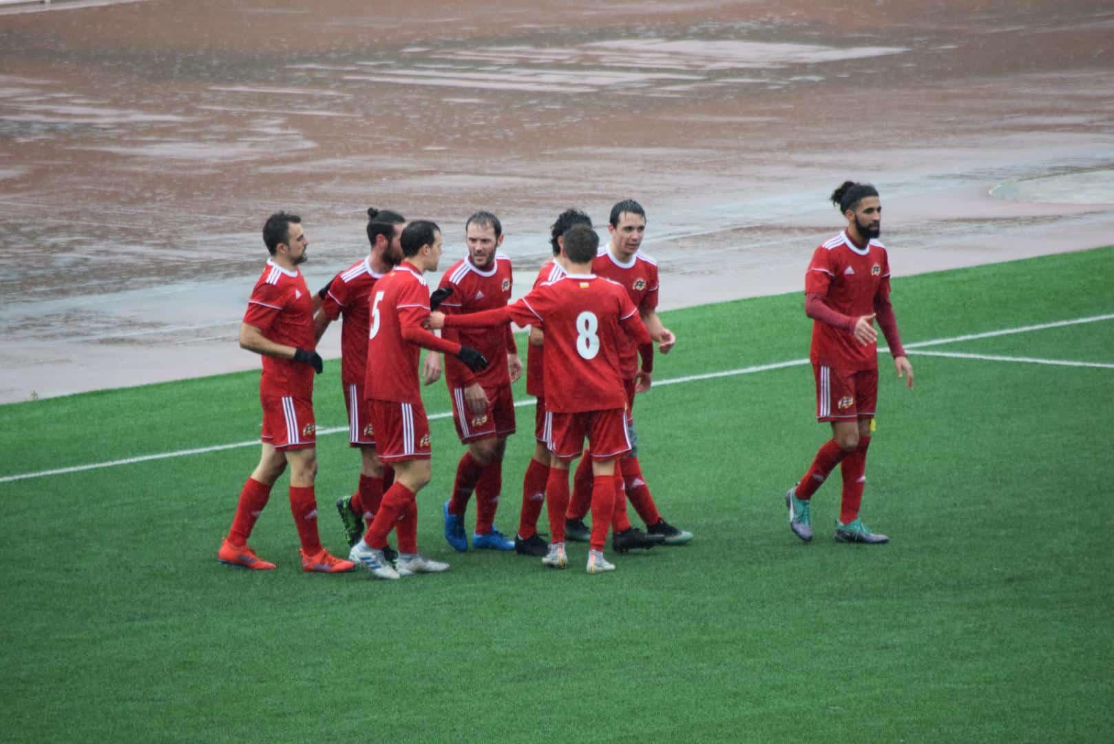 Rubén Pérez pone a La Rioja en la siguiente fase de la Copa de las Regiones UEFA 2