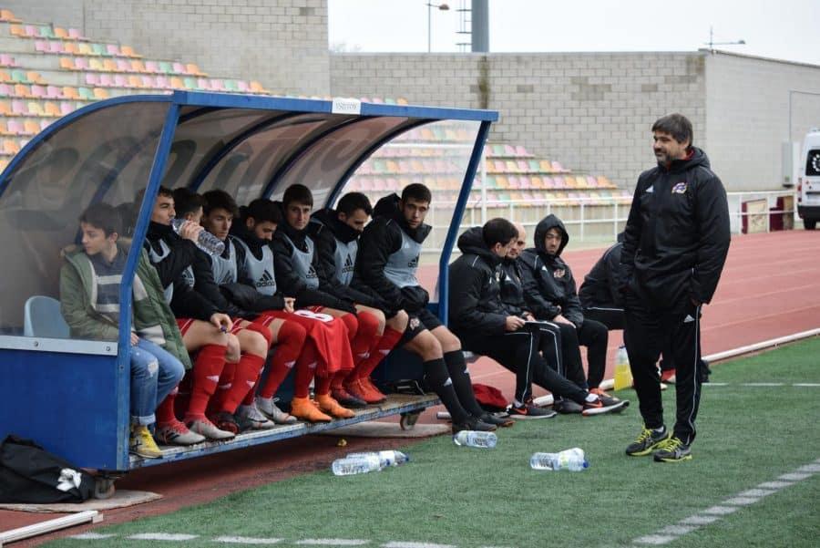 Rubén Pérez pone a La Rioja en la siguiente fase de la Copa de las Regiones UEFA 10