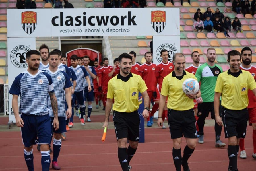 Rubén Pérez pone a La Rioja en la siguiente fase de la Copa de las Regiones UEFA 11