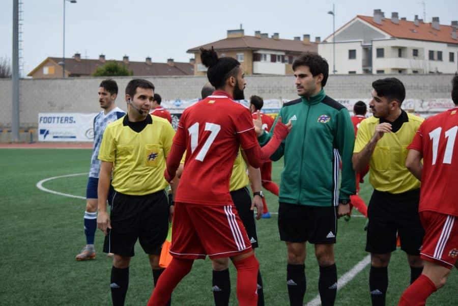 Rubén Pérez pone a La Rioja en la siguiente fase de la Copa de las Regiones UEFA 14