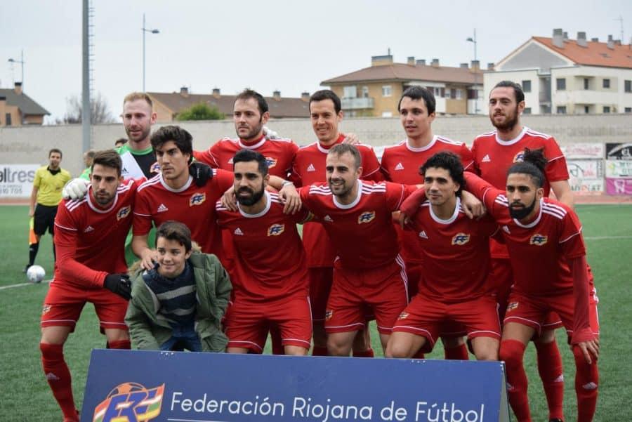 Rubén Pérez pone a La Rioja en la siguiente fase de la Copa de las Regiones UEFA 15