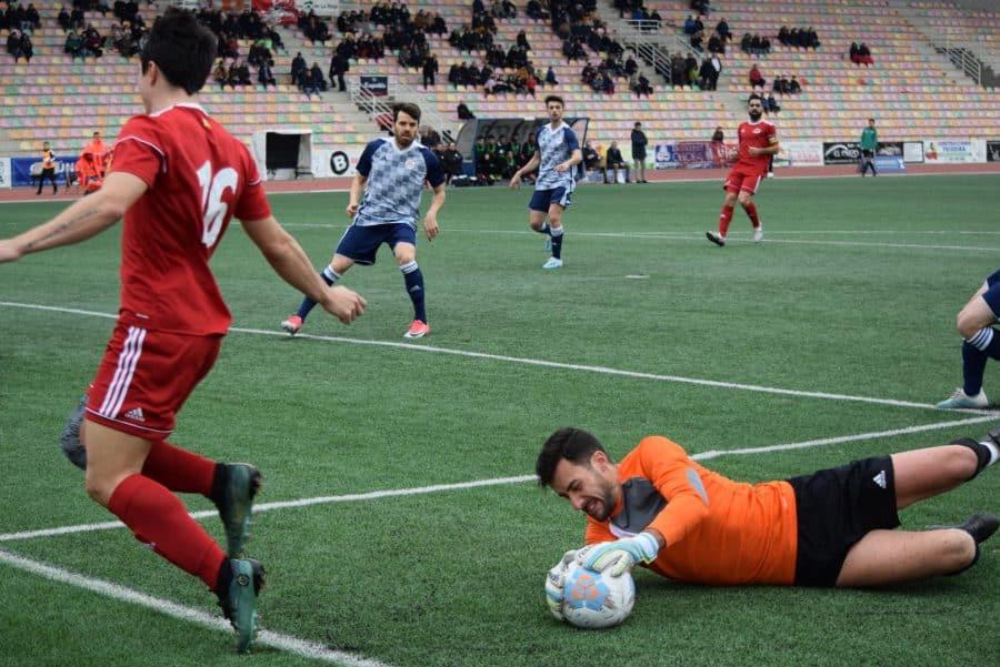 Rubén Pérez pone a La Rioja en la siguiente fase de la Copa de las Regiones UEFA 17
