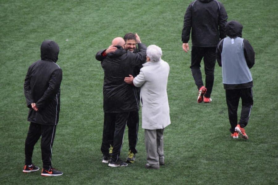 Rubén Pérez pone a La Rioja en la siguiente fase de la Copa de las Regiones UEFA 3