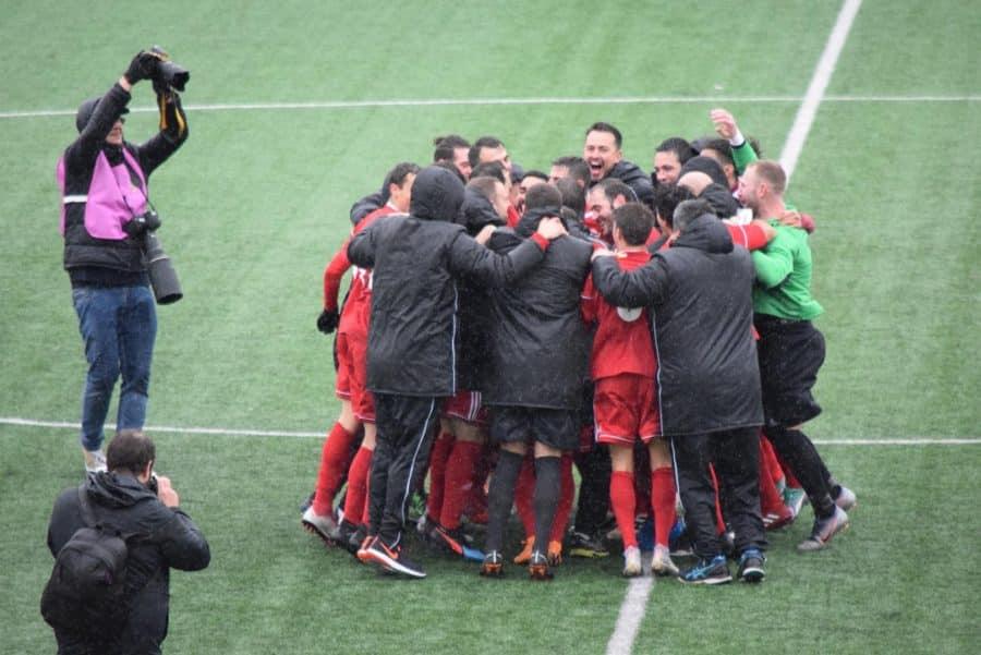 Rubén Pérez pone a La Rioja en la siguiente fase de la Copa de las Regiones UEFA 4