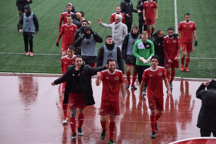 Rubén Pérez pone a La Rioja en la siguiente fase de la Copa de las Regiones UEFA 5