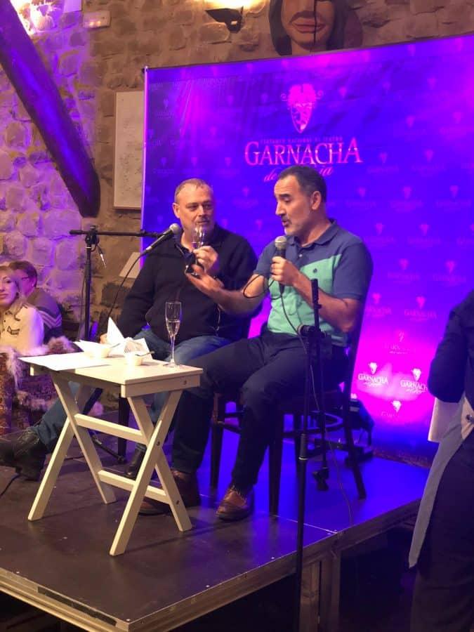 El 'Garnacha' se degusta en La Vieja Bodega en compañía de Pablo Carbonell 5