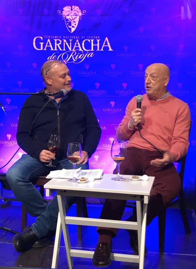El 'Garnacha' se degusta en La Vieja Bodega en compañía de Pablo Carbonell 6