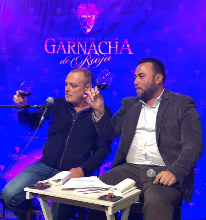 El 'Garnacha' se degusta en La Vieja Bodega en compañía de Pablo Carbonell 3