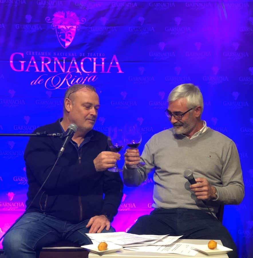El 'Garnacha' se degusta en La Vieja Bodega en compañía de Pablo Carbonell 4