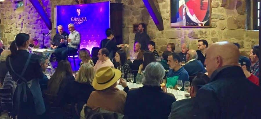 El 'Garnacha' se degusta en La Vieja Bodega en compañía de Pablo Carbonell 7
