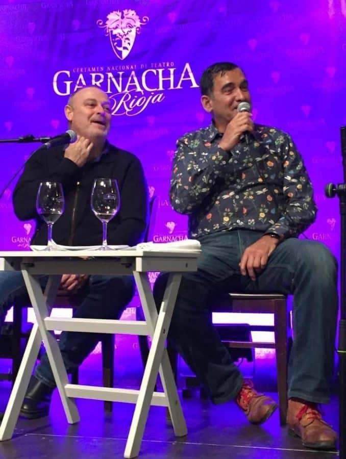 El 'Garnacha' se degusta en La Vieja Bodega en compañía de Pablo Carbonell 1