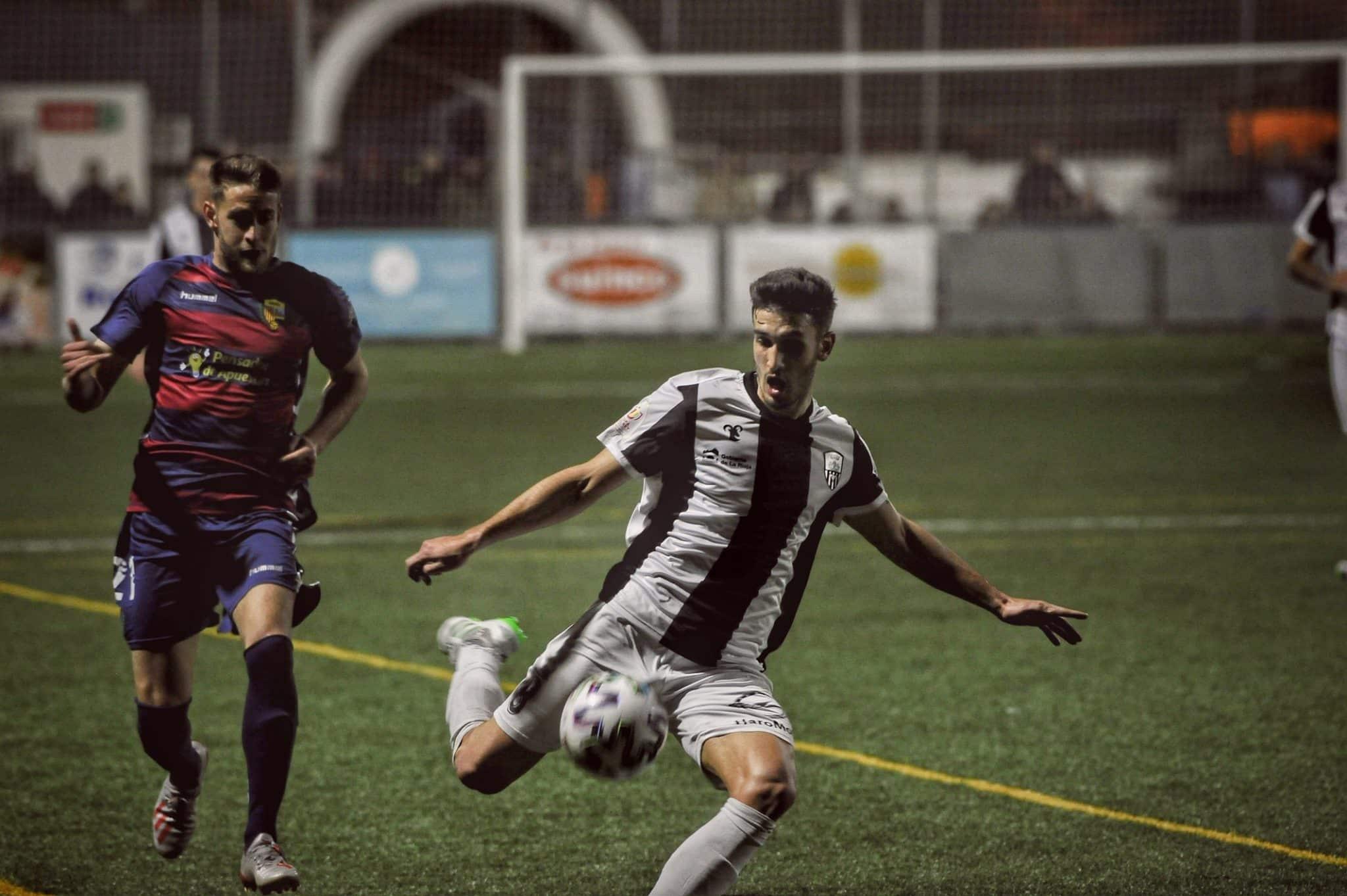 Machada del Haro en Llagostera y a la siguiente ronda de la Copa del Rey 2