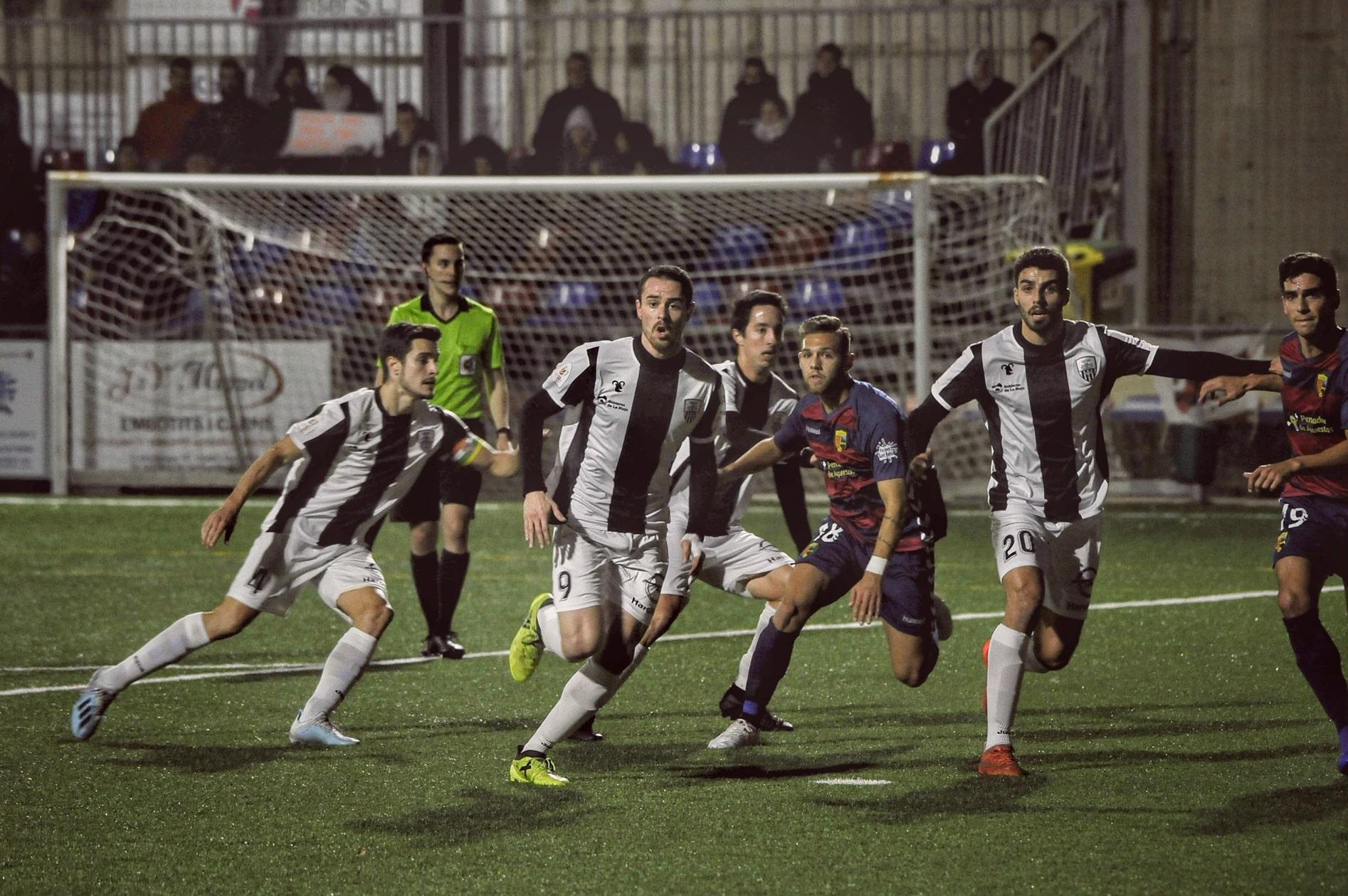 Machada del Haro en Llagostera y a la siguiente ronda de la Copa del Rey 1