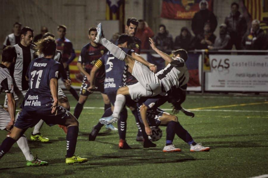 Machada del Haro en Llagostera y a la siguiente ronda de la Copa del Rey 4
