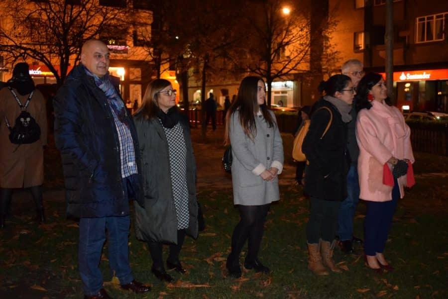 Haro enciende la Navidad en compañía de la presidenta Andreu 7