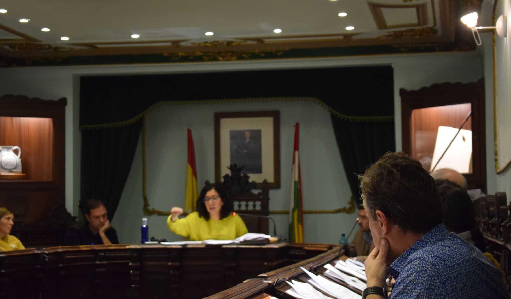 Rivado saca adelante los presupuestos de Haro, con la oposición totalmente en contra 4