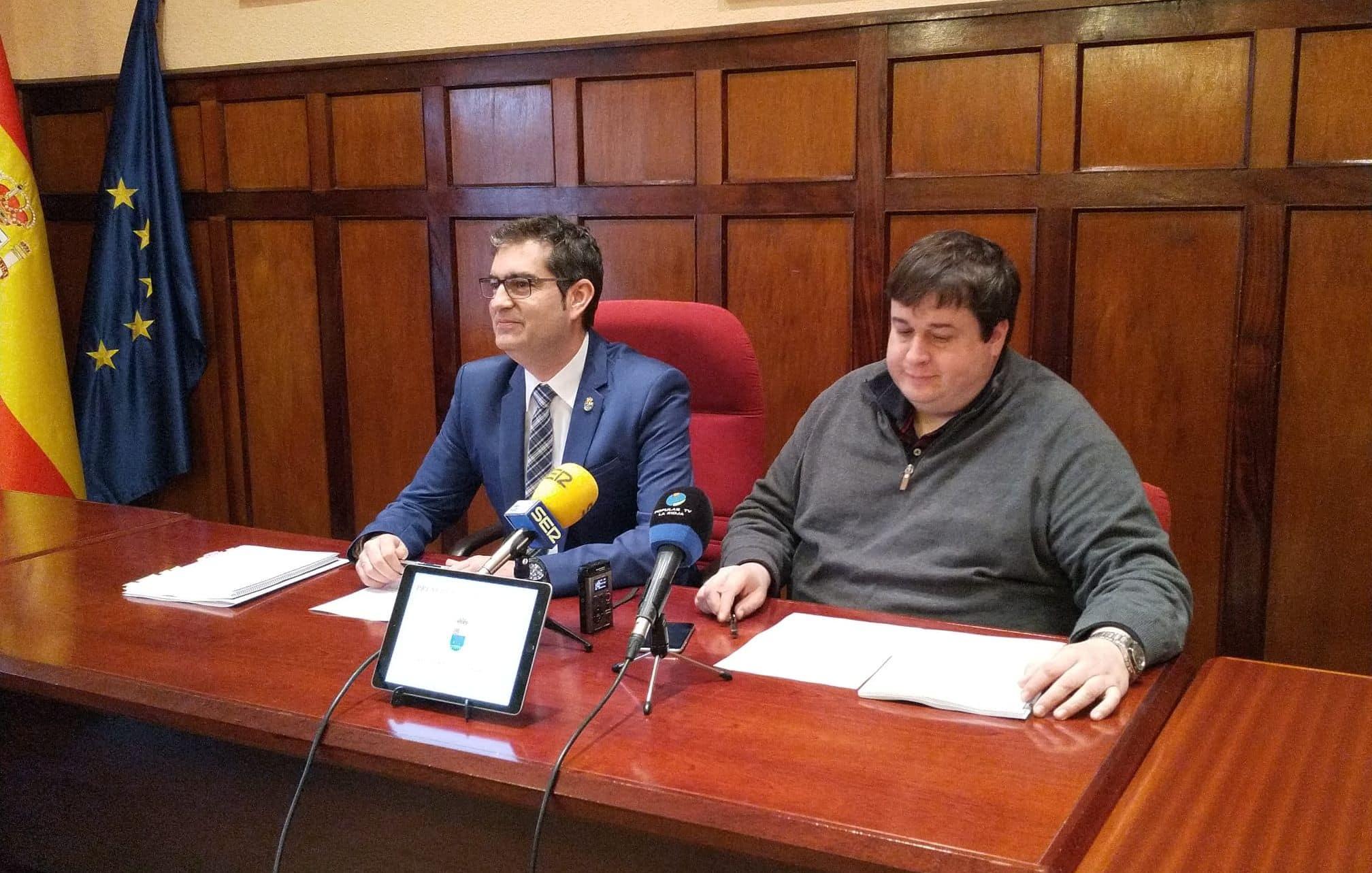 David Mena y Carlos Barrón