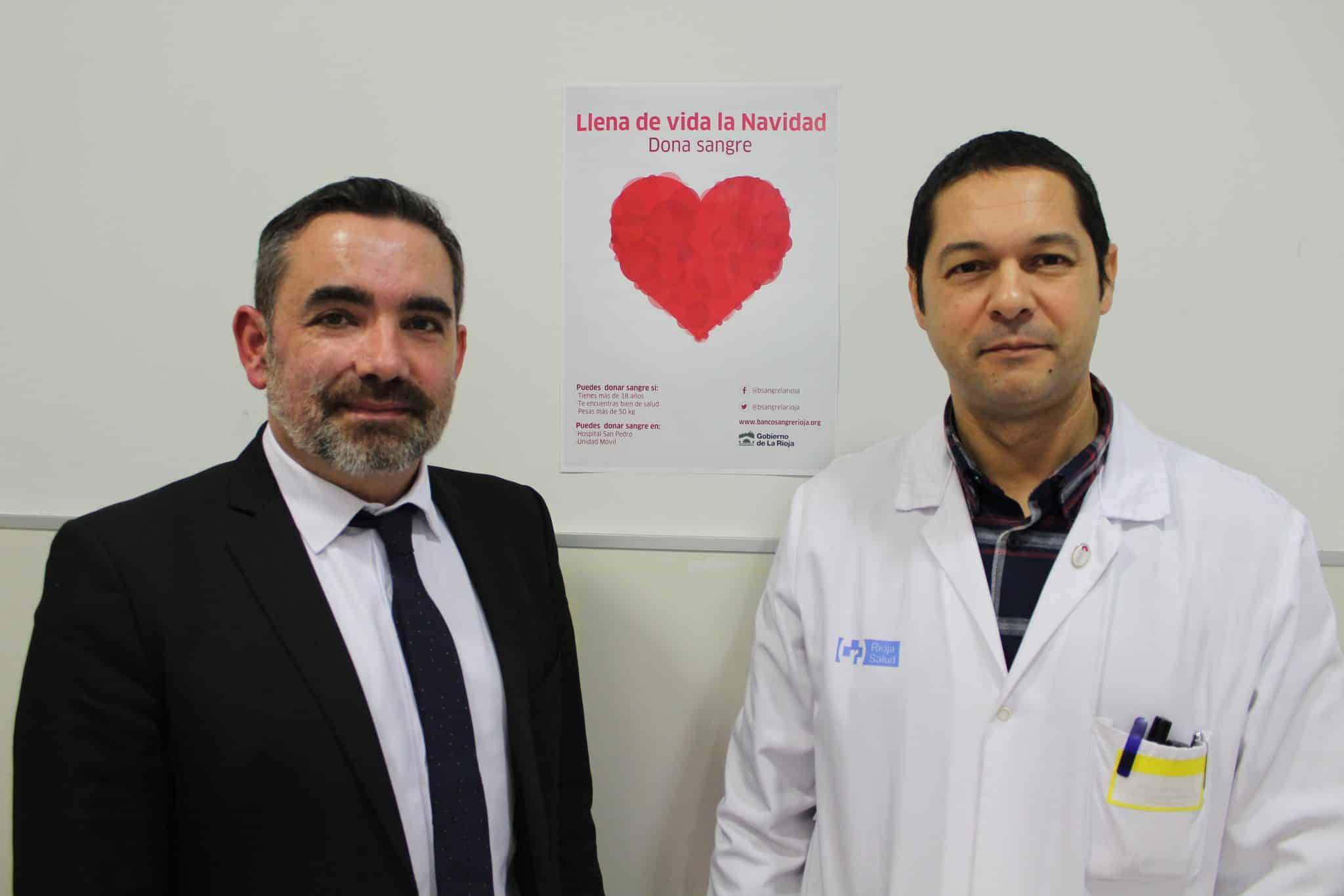 Salud anima a donar sangre en Navidad: los riojanos necesitarán más de 500 transfusiones 1