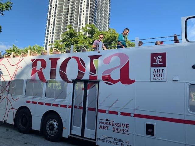 El vino de Rioja marida con el arte en Miami 1