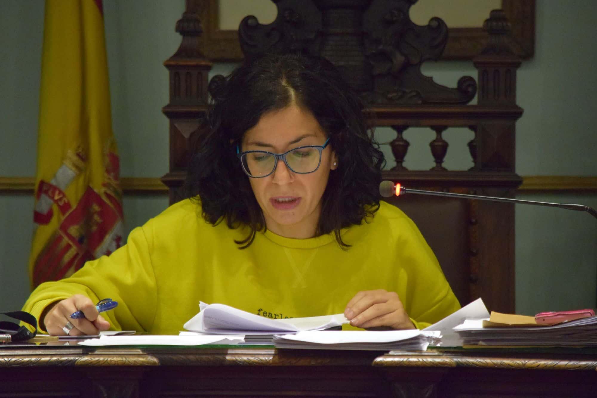 Rivado saca adelante los presupuestos de Haro, con la oposición totalmente en contra 3