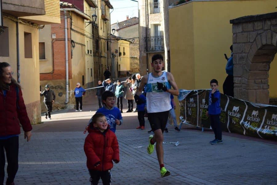 FOTOS: Rodezno, a la carrera contra el cáncer infantil 5