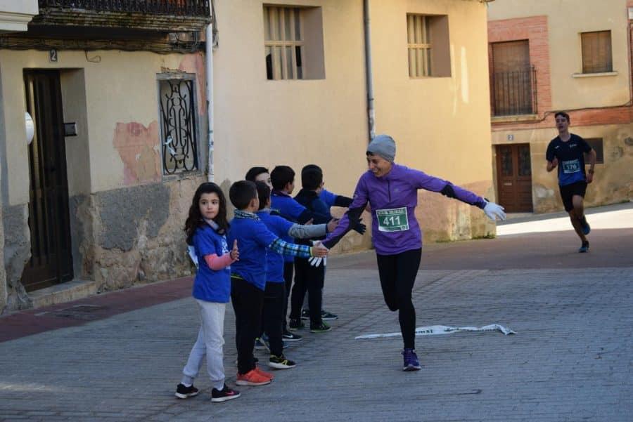 FOTOS: Rodezno, a la carrera contra el cáncer infantil 10
