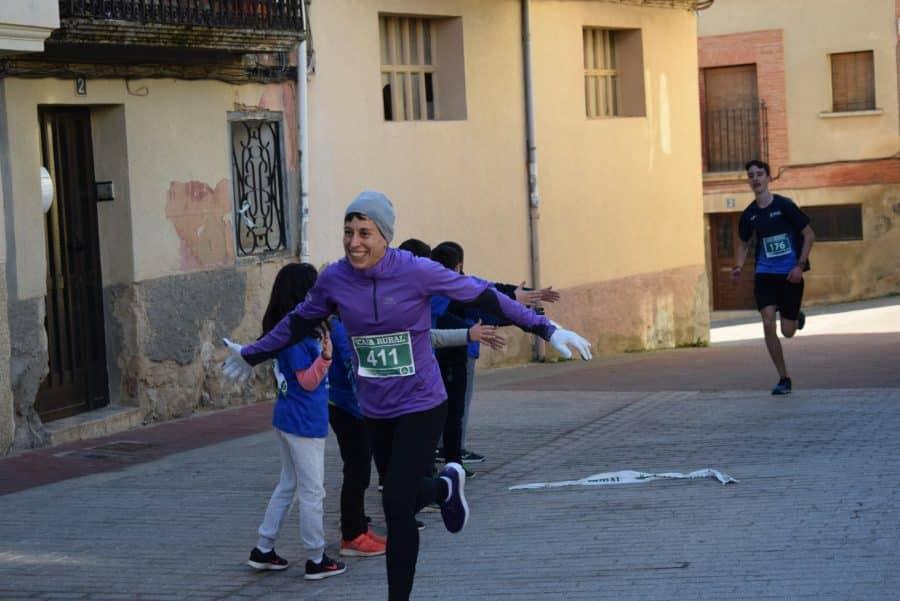 FOTOS: Rodezno, a la carrera contra el cáncer infantil 11
