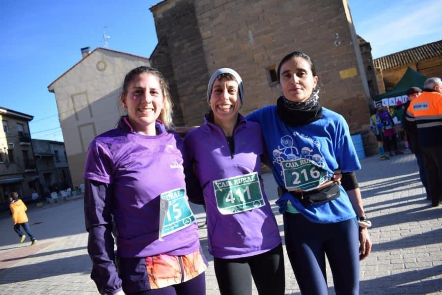 FOTOS: Rodezno, a la carrera contra el cáncer infantil 2