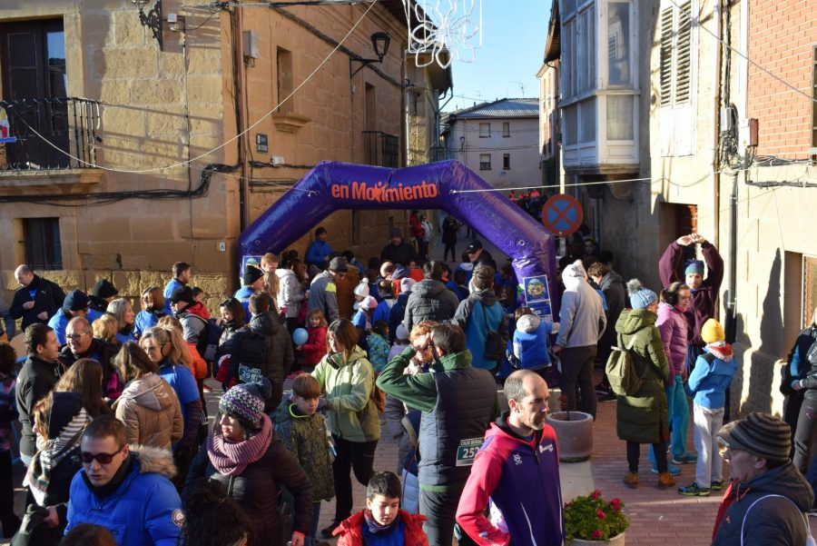FOTOS: Rodezno, a la carrera contra el cáncer infantil 15