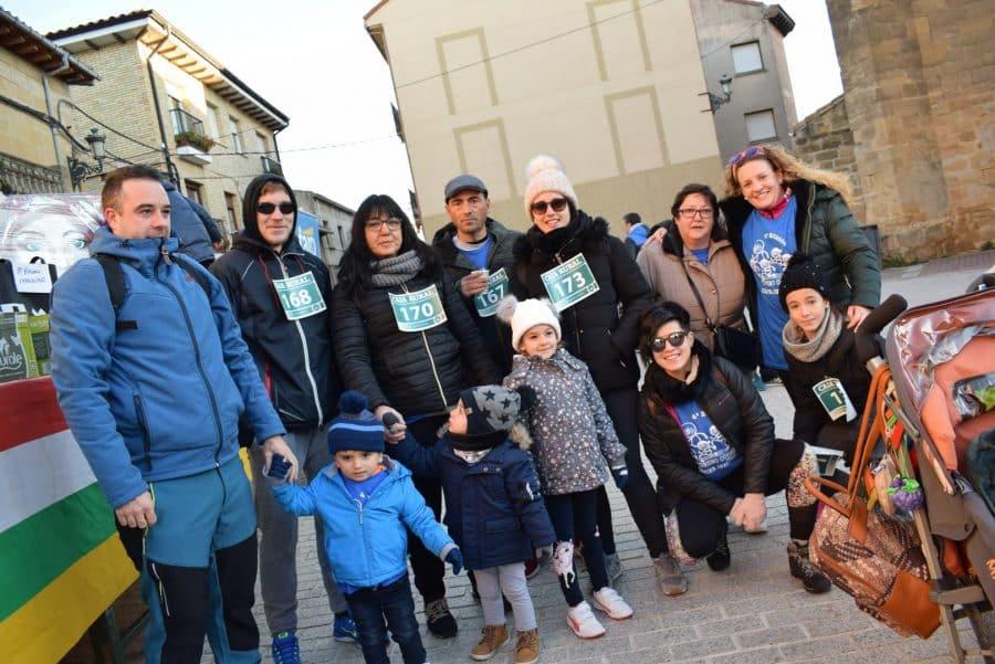 FOTOS: Rodezno, a la carrera contra el cáncer infantil 16