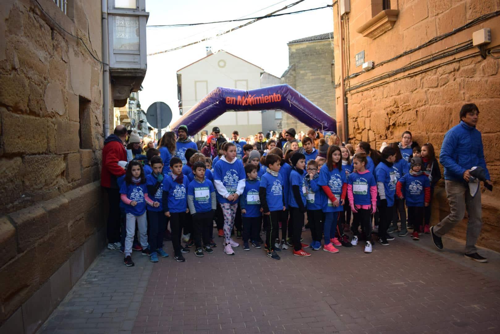 FOTOS: Rodezno, a la carrera contra el cáncer infantil 3