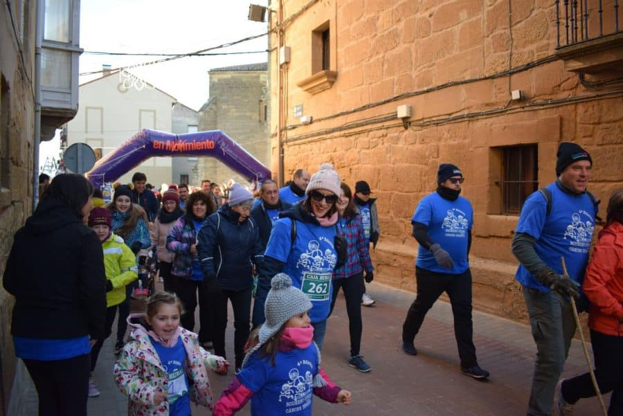 FOTOS: Rodezno, a la carrera contra el cáncer infantil 17