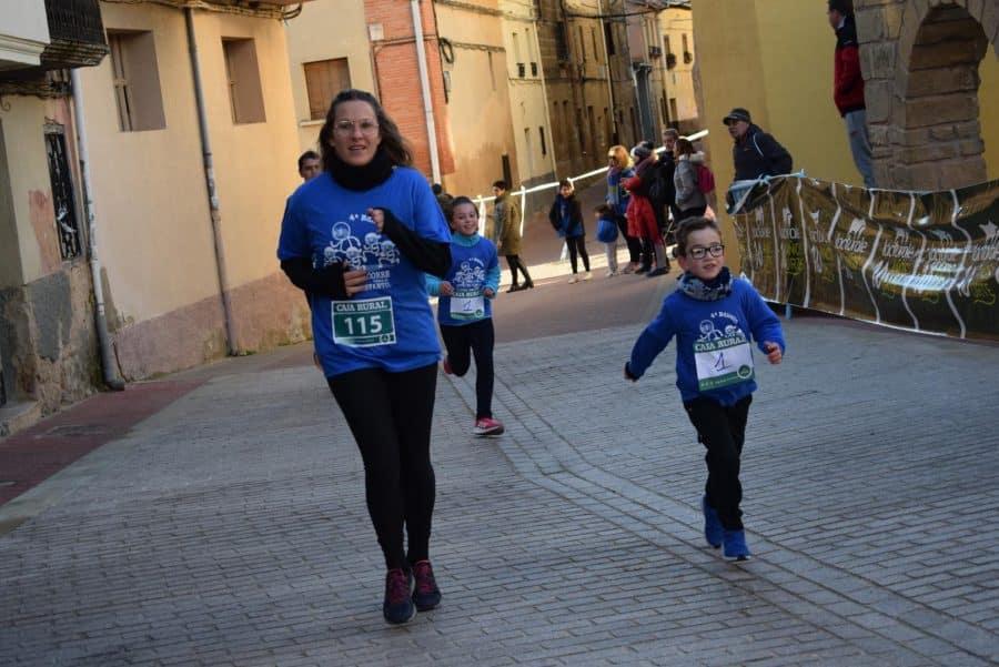 FOTOS: Rodezno, a la carrera contra el cáncer infantil 22