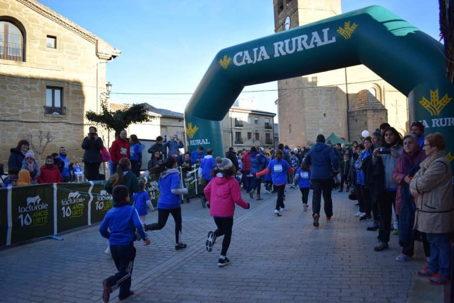 FOTOS: Rodezno, a la carrera contra el cáncer infantil 23