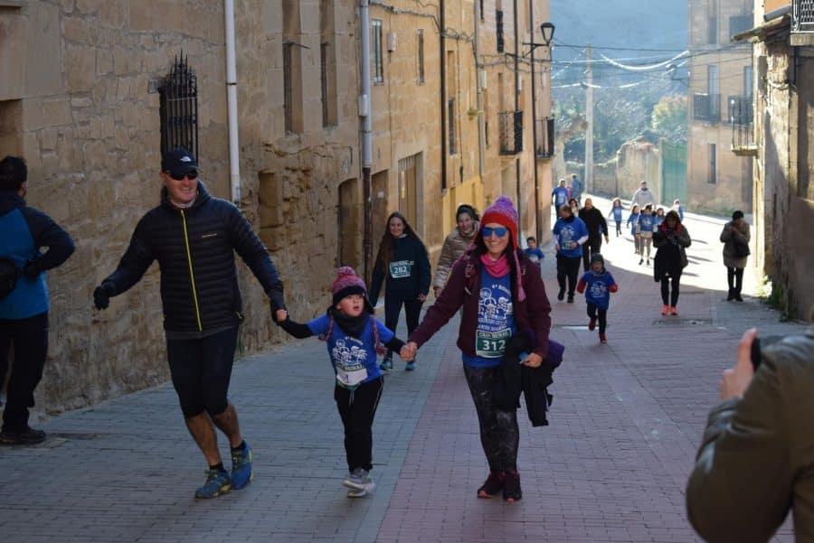 FOTOS: Rodezno, a la carrera contra el cáncer infantil 24