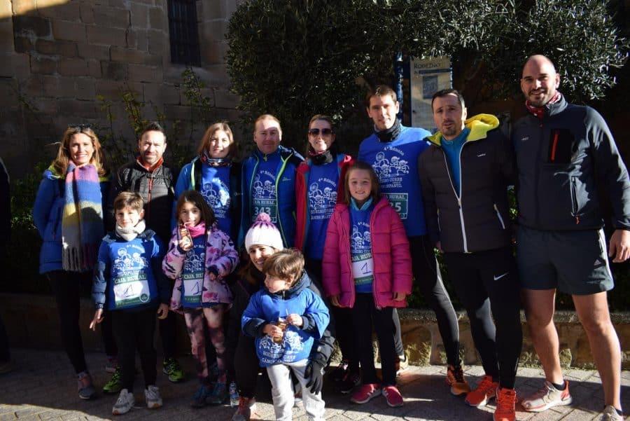 FOTOS: Rodezno, a la carrera contra el cáncer infantil 25