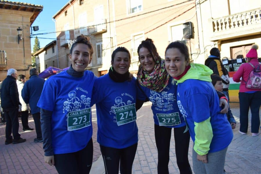 FOTOS: Rodezno, a la carrera contra el cáncer infantil 26
